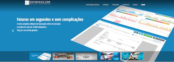 software facturação online programa de facturação